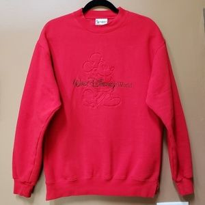 Vintage Disney World Mickey Mouse sweatshirt